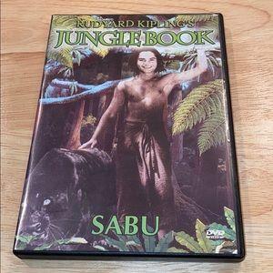 Jungle Book- DVD